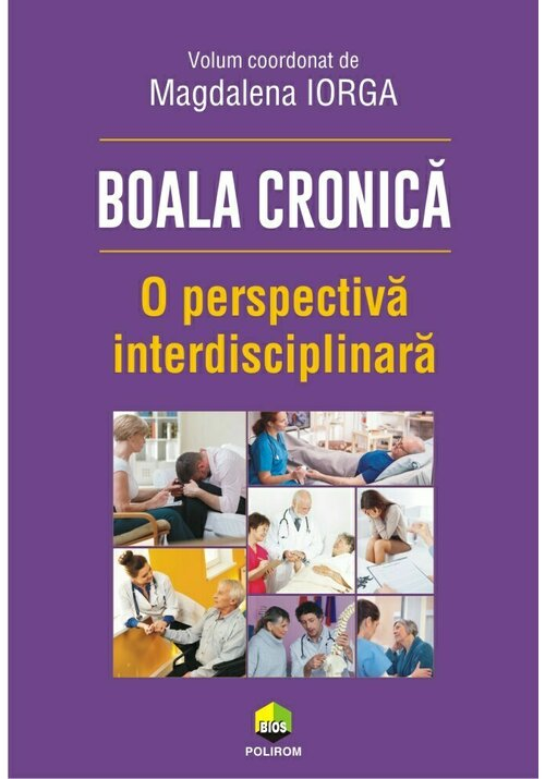 Boala cronica. O perspectiva interdisciplinara imagine librex.ro 2021