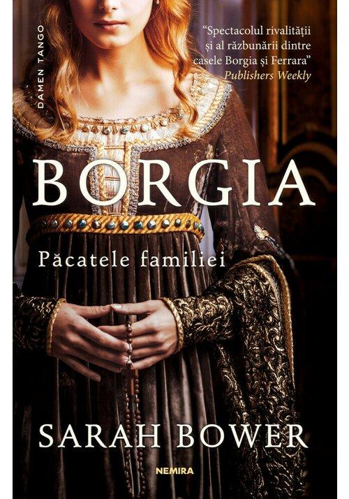 Borgia. Pacatele familiei imagine librex.ro 2021