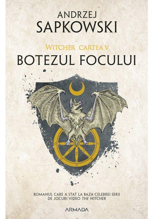 Botezul focului. Seria Witcher, Cartea a V-a imagine librex.ro 2021