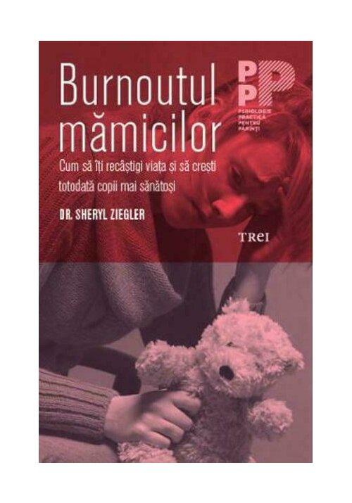 Burnoutul mamicilor