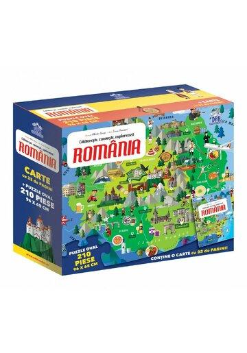 Calatoreste, Invata, Exploreaza: Romania