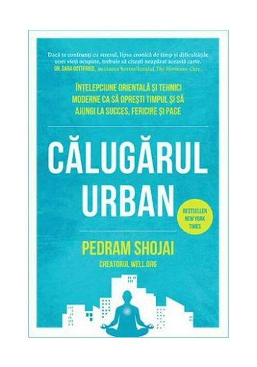 Calugarul urban imagine librex.ro 2021