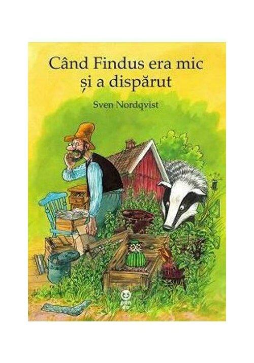 Cand Findus era mic si a disparut imagine librex.ro 2021