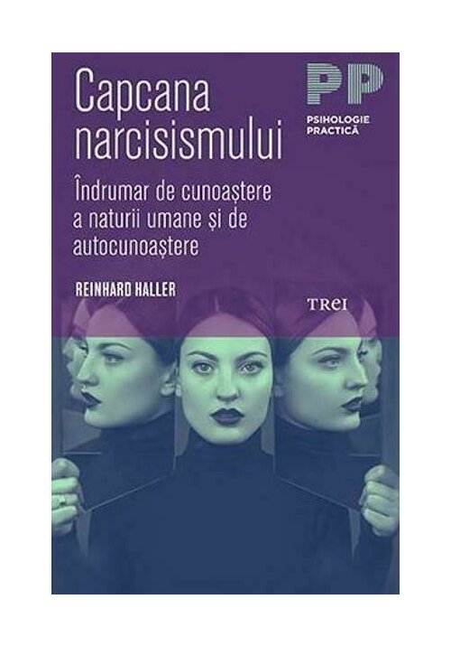 Capcana narcisismului imagine librex.ro 2021
