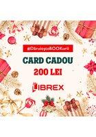Card Cadou LIBREX - 200 Lei