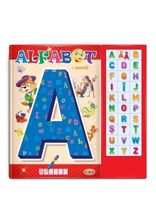 Carte cu sunete. Alfabet