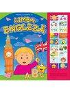 Carte cu sunete - Primele cuvinte in limba engleza