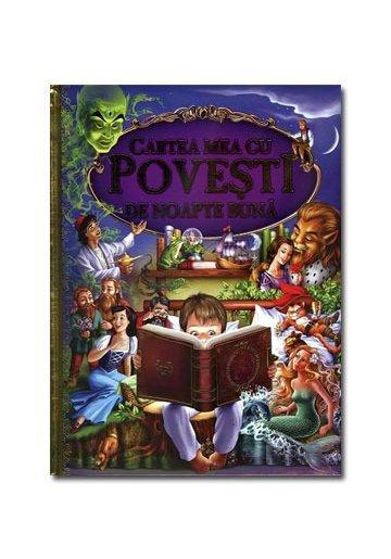 Cartea mea cu povesti de noapte buna