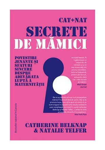 Cat + Nat. Secrete de mamici