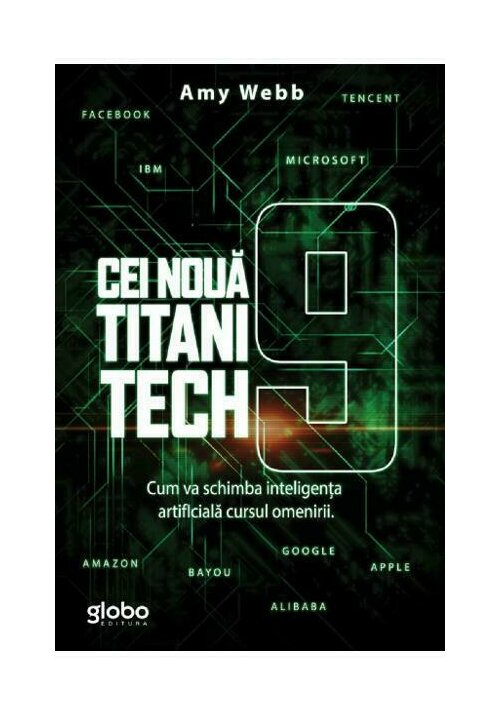 Cei noua titani tech imagine librex.ro 2021