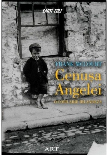 Cenusa Angelei. O copilarie irlandeza