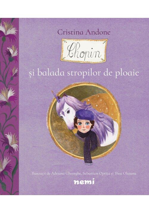 Chopin si balada stropilor de ploaie imagine librex.ro 2021