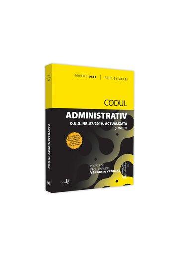 Codul administrativ: martie 2021