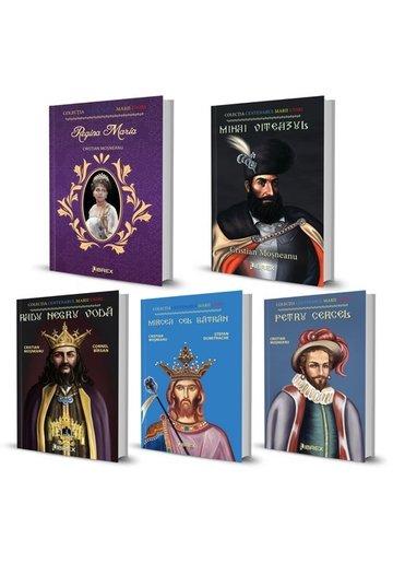 Colectia CENTENARUL MARII UNIRI - Set 5 volume