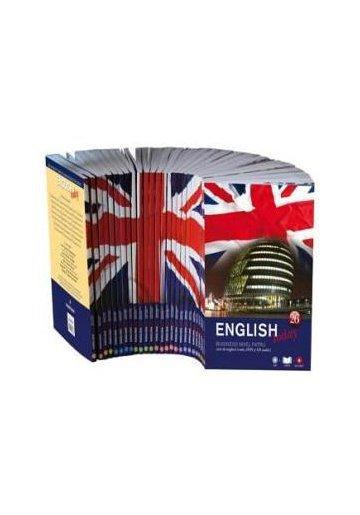 Colectia English Today - 26 volume - Carte + CD Audio + DVD