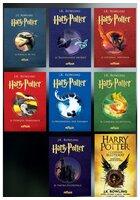 Colectia Harry Potter. Set 8 Volume