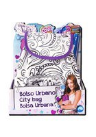 Color Me Mine City Bag Violetta
