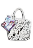 Color Me Mine Rope Bag Minnie Mouse