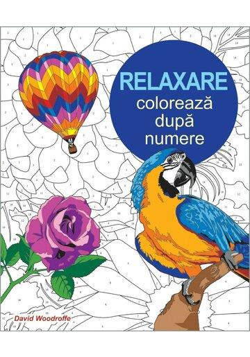 Coloreaza dupa numere - Relaxare