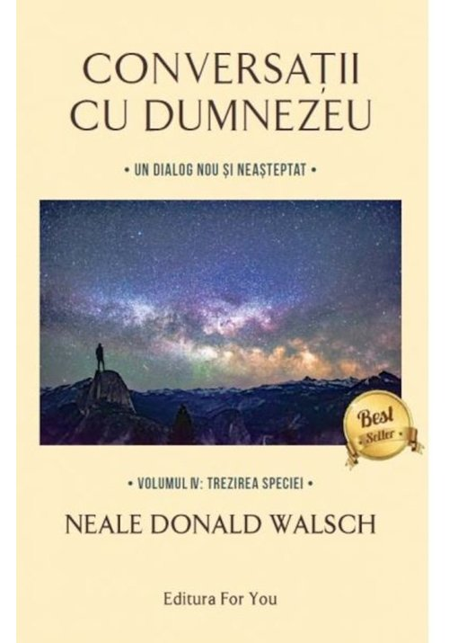 Conversatii cu Dumnezeu. Vol. 4: Trezirea speciei imagine librex.ro 2021