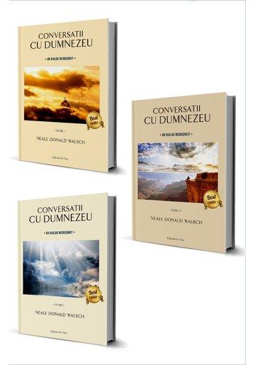 Conversatii cu Dumnezeu - Vol.1+2+3