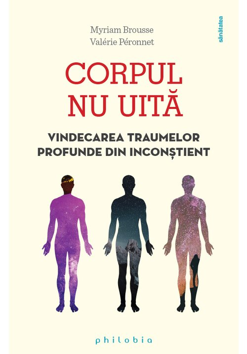 Corpul nu uita: vindecarea traumelor profunde din inconstient imagine librex.ro 2021