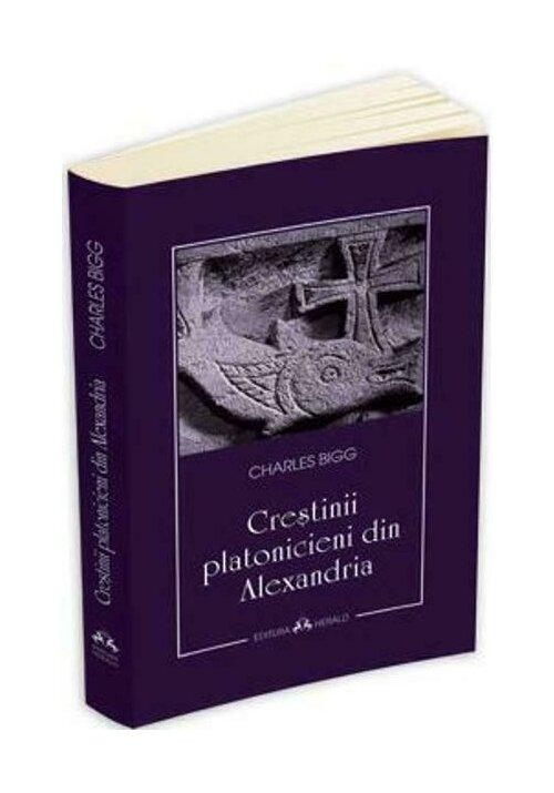 Crestinii platonicieni din Alexandria imagine librex.ro 2021