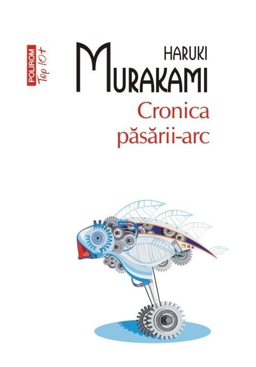 Cronica pasarii-arc imagine librex.ro 2021