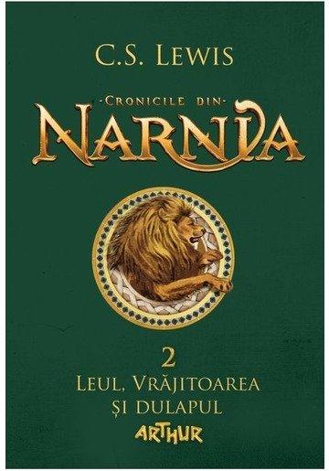 Cronicile din Narnia 2. Leul, Vrajitoarea si dulapul
