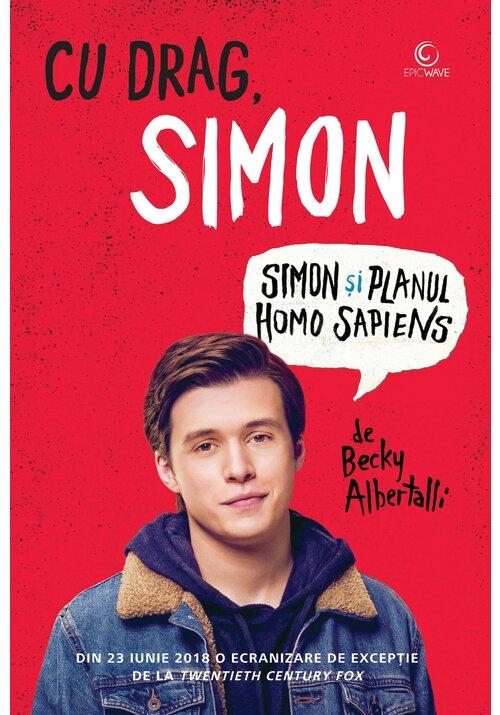 Cu drag, Simon imagine librex.ro 2021