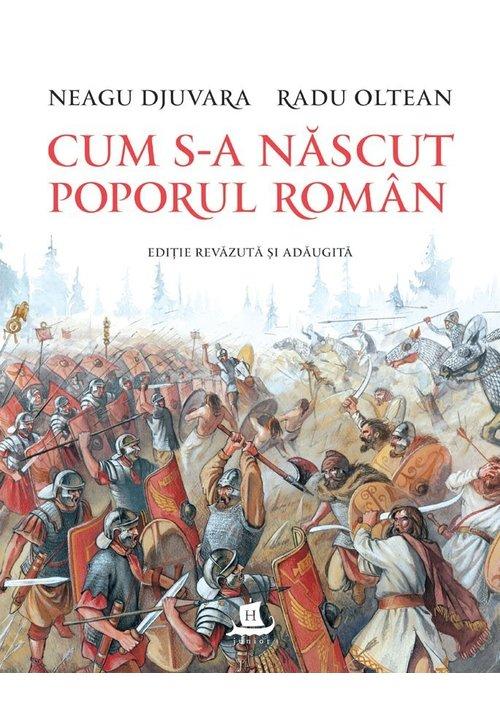 Cum s-a nascut poporul roman? imagine librex.ro 2021