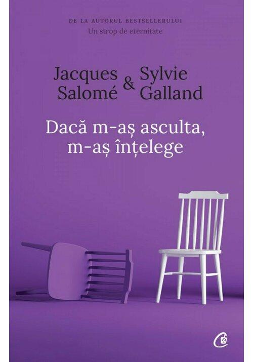 DACA M-AS ASCULTA, M-AS INTELEGE imagine librex.ro 2021