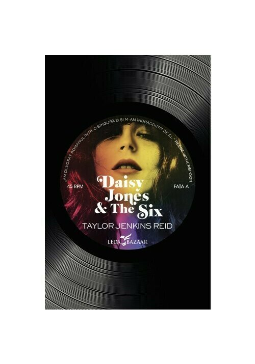 Daisy Jones & The Six imagine librex.ro 2021