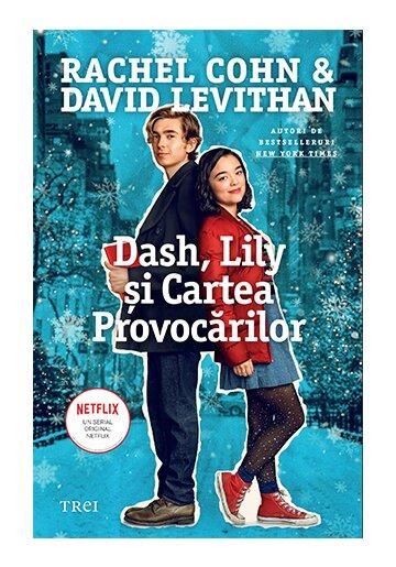 Dash, Lily şi Cartea Provocarilor