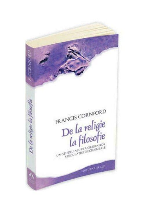 De la religie la filosofie imagine librex.ro 2021