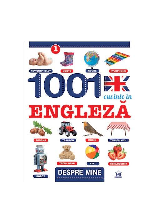 Despre mine: 1001 cuvinte in Engleza