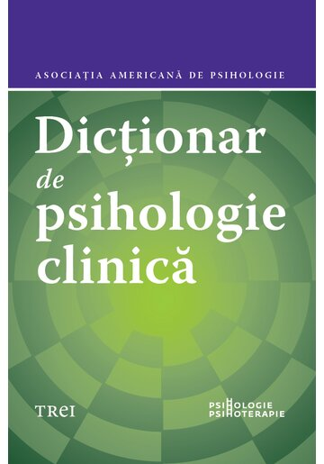 Dictionar de psihologie clinica