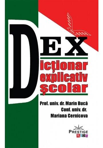 Dictionar explicativ scolar-DEX