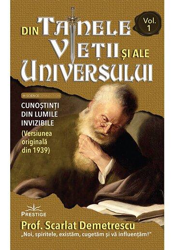 Din tainele vietii si ale universului. Versiunea originala din 1939. Set 3 Volume