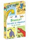 Dinozauri - Intrebari si raspunsuri - 50 de Jetoane