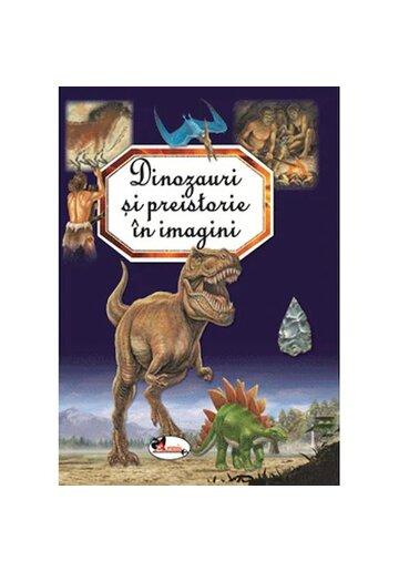 Dinozauri si preistorie in imagini