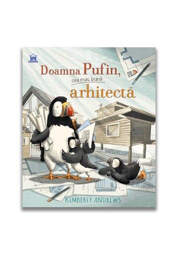 Doamna Pufin, cea mai buna arhitecta