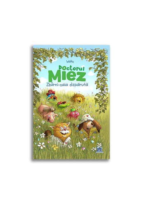 Doctorul Miez - Zbarni-oaia disparuta imagine librex.ro 2021