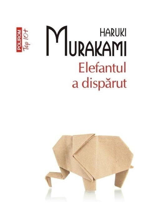 Elefantul a disparut imagine librex.ro 2021