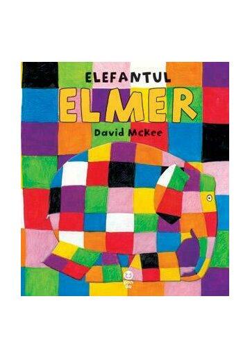 Elefantul Elmer