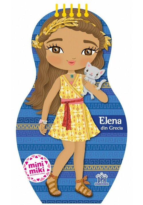 Elena din Grecia imagine librex.ro 2021