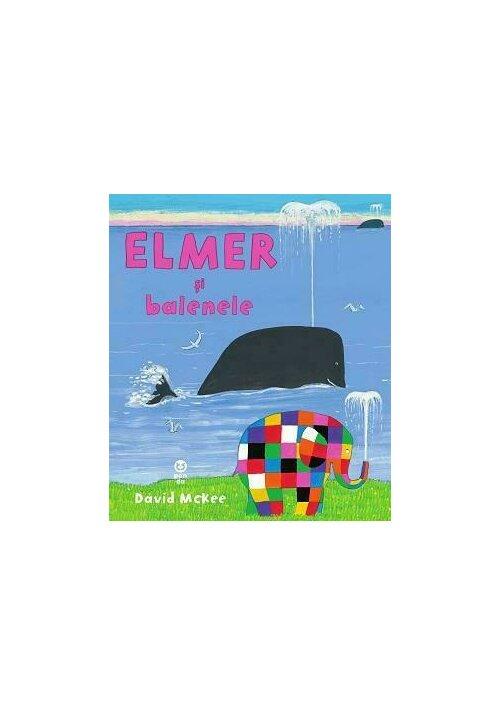 Elmer si balenele imagine librex.ro 2021