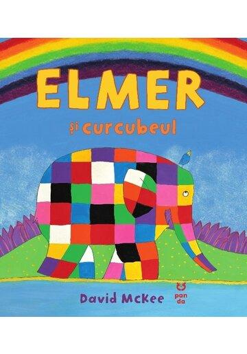Elmer si curcubeul
