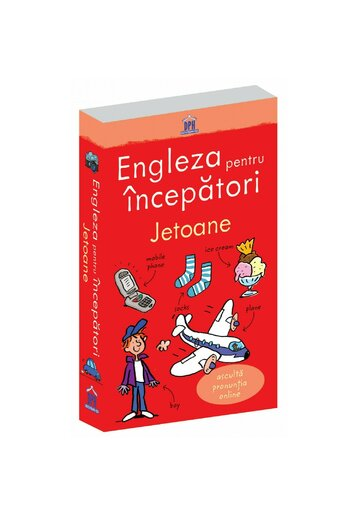 Engleza pentru incepatori - Jetoane