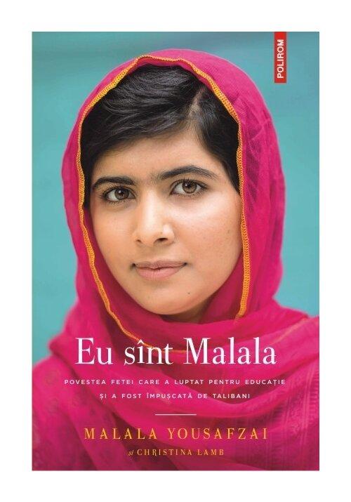 Eu sint Malala imagine librex.ro 2021